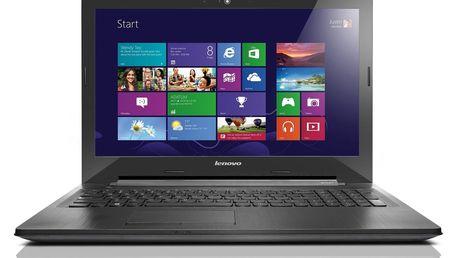 Notebook Lenovo IdeaPad G50-30 (80G000K5CK), černý