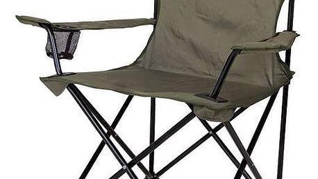 Židle Coleman STANDARD QUAD CHAIR zelená