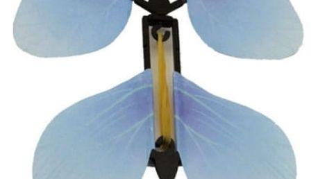Plastový motýl - kouzelná hračka