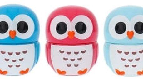 2K Lip Gloss dárková kazeta pro ženy lesk na rty Blueberry 2,5 g + lesk na rty Strawberry 2,5 g + lesk na rty Peppermint 2,5 g