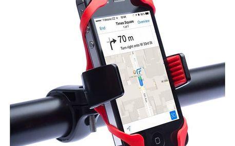 """Držák na mobil Connect IT M7 pro 3,5""""-6"""" na kolo (CI-632) + Doprava zdarma"""