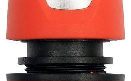 """Rychlospojka YATO 1/2"""", ABS plast, 12,5 mm, STOP ventil"""
