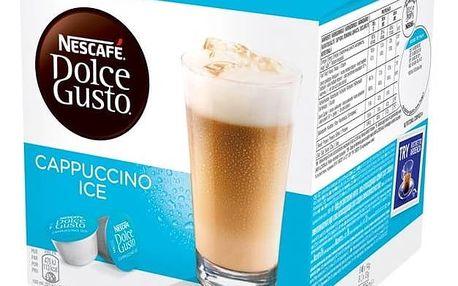 Kapsle pro espressa Nescafé Ice Cappuccino 3 balení