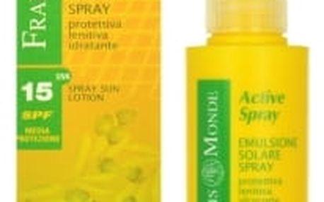 Frais Monde Active Spray Sun Lotion SPF15 125 ml opalovací přípravek na tělo pro ženy