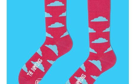 Ponožky Many Mornings Technicolor Yawn, vel. 43/46