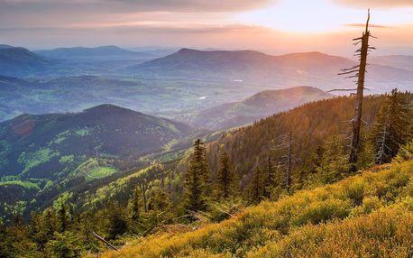 Letní pobyt pro 2 v krásném horském údolí