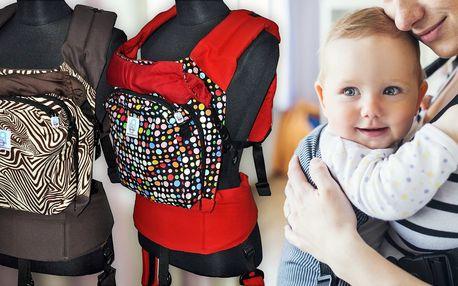 Dětské nosítko Babykool s nosností až 35 kg
