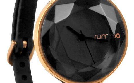 Dámské hodinky Rumbatime Orchard Gem Mini Black Diamond - doprava zdarma!