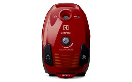 Electrolux PowerForce ZPFCLASSIC šedý/červený