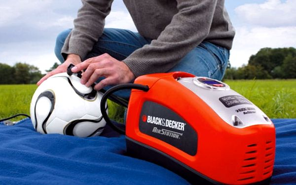 Kompresor Black-Decker ASI 3003