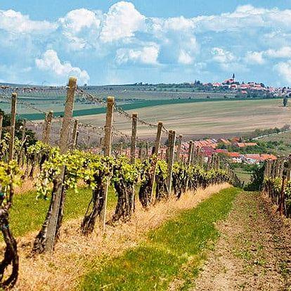 3–6denní cyklistický pobyt pro 2–4 osoby v penzionu Na Francouzské na Slovácku