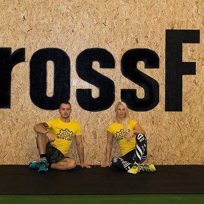 CrossFit - intenzivní ON RAMP kurz pro začátečníky