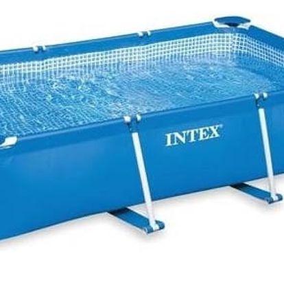 Bazén Intex Frame Family 2,2x1,5x0,6 m bez filtrace + Bazénové chemie za zvýhodněnou cenu + Doprava zdarma