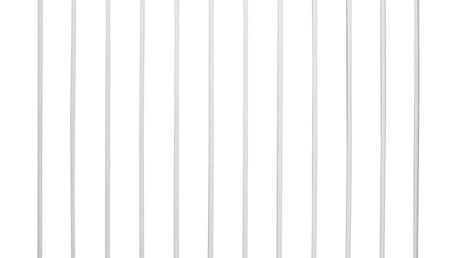 REER Zábrana Basic Simple-Lock na schodiště - Kovová