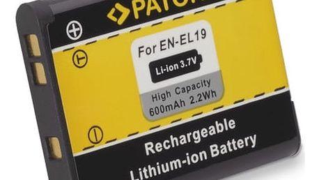 Patona EN-EL19 600 mAh baterie