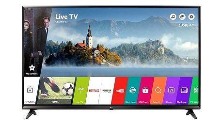 LED televize LG 49UJ6307