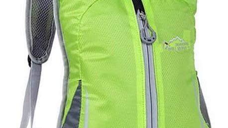 Sportovní batoh v mnoha barvách - světle zelená