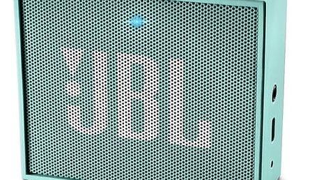 Přenosný reproduktor JBL GO tyrkysový