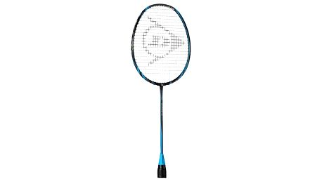 Badminton raketa Dunlop BIOMIMETIC Biomimetic Tour modrá