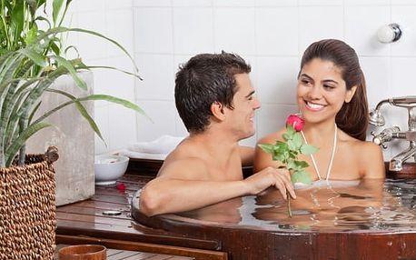 Luxusní tibetská relaxační koupel pro 2 osoby v Ostravě