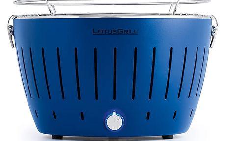 LotusGrill modrý
