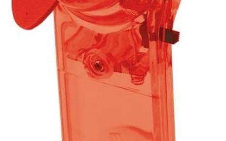 Ventilátor BEPER 70262R kapesní ventilátor MILÓ - Rosso