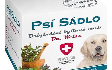 SIMPLY YOU Psí sádlo Dr. Weiss - Originální bylinná mast 75 ml