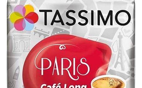 Kapsle pro espressa Tassimo Paris café long