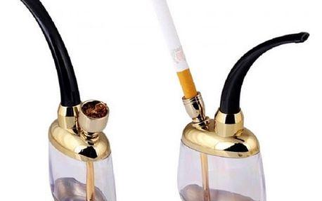 Kapesní vodní dýmka na cigarety