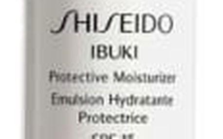 Shiseido Ibuki Protective Moisturizer SPF15 75 ml denní pleťový krém pro ženy