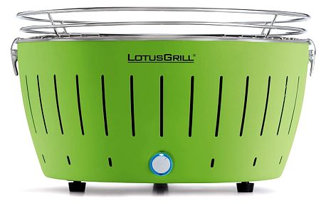 LotusGrill XL Lime Green