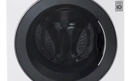 Automatická pračka se sušičkou LG F84A8TDH2N bílá