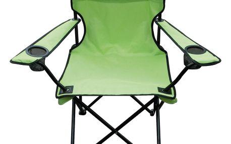 Rybářská židle Oxford zelená