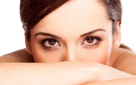 Mikromasáž očního okolí v Brně. Zbavíme Vás očních vrásek a váčků pod očima.