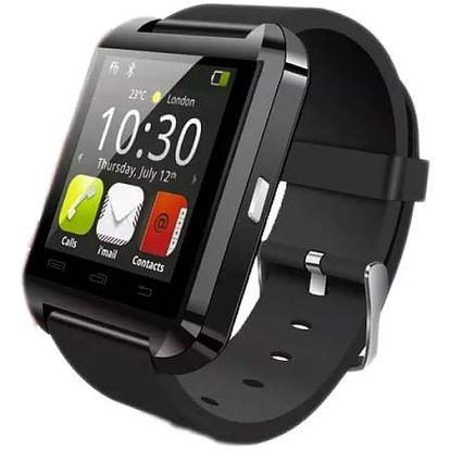 Chytré hodinky Aligator EW03 (EW03BK)