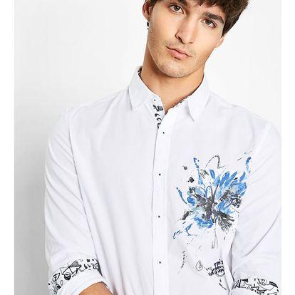 Desigual pánská košile Florlow - L