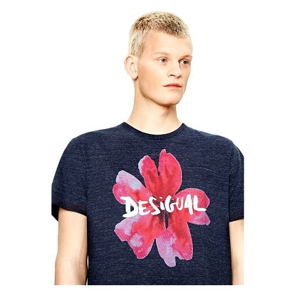 Desigual pánské triko Georgia - L