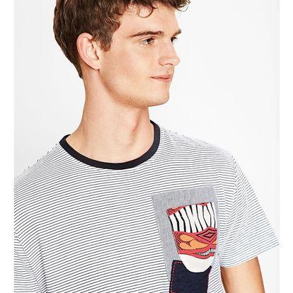 Desigual pánské triko Michigan - L