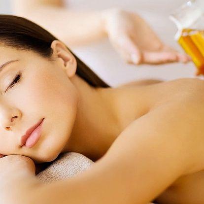 Medová detoxikační masáž v délce 20 minut