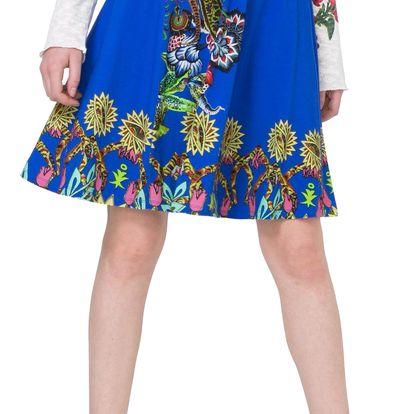Desigual modrá sukně Henry - L