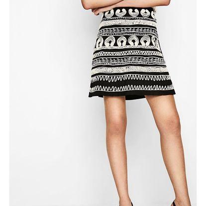 Desigual elegantní sukně Clara - XS