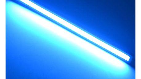 COB LED světelný pásek na automobil - více barev