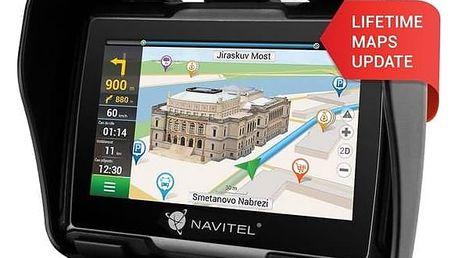 Navigační systém GPS Navitel G550 (C2047027) černá + Doprava zdarma