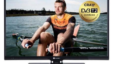 Televize GoGEN TVH 28N266T černá