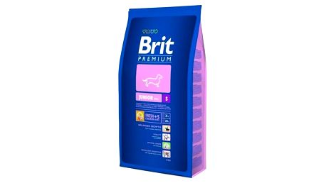 Granule Brit Premium Dog Junior S 8 kg