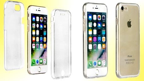 Kompletní oboustranná silikonová ochrana telefonu