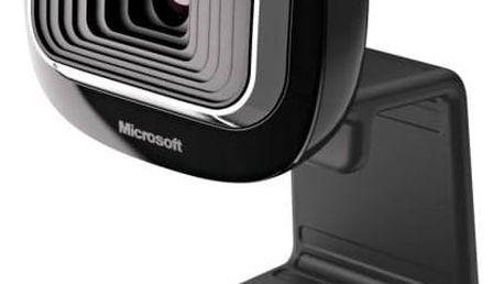 Webkamera Microsoft LifeCam HD-3000 (T3H-00013) černá + Doprava zdarma