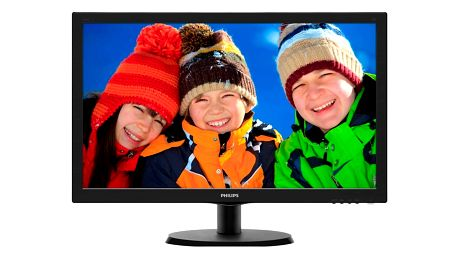 "Philips 223V5LSB - LED monitor 22"" - 223V5LSB/00"