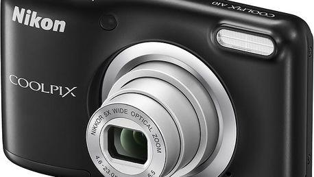 Nikon Coolpix A10, černá - VNA981E1
