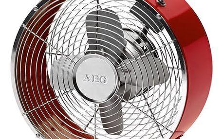 Ventilátor AEG VL 5617 RED červený